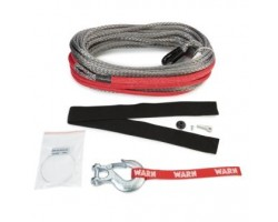 WARN Synthetic Rope Kit - Spydura