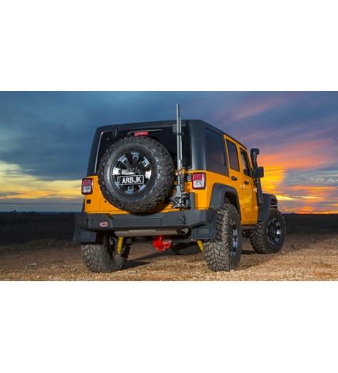 Jeep Wrangler Rear Protection