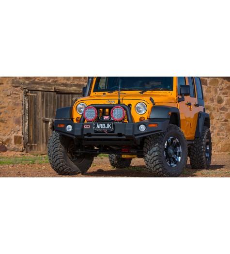 Jeep Wrangler Deluxe Front Bullbar