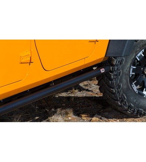 Jeep Wrangler Rocker Rails