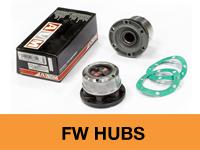 Freewheel Hubs